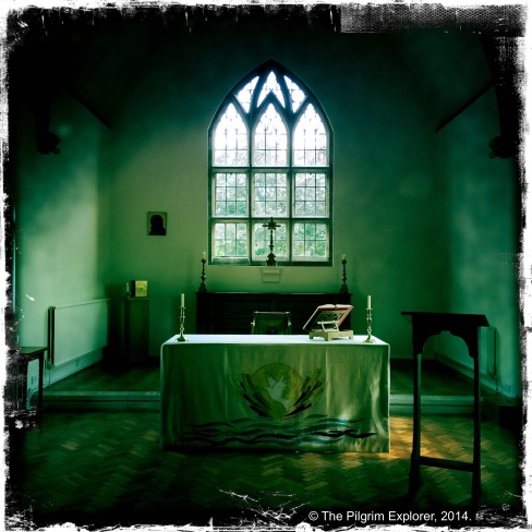 A sanctuary for strange days